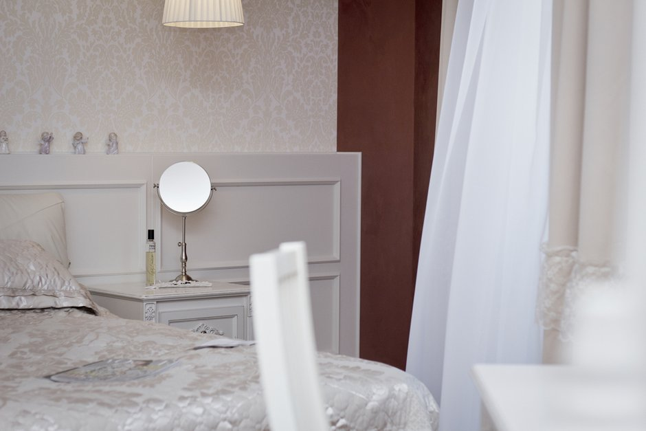 Фотография: Спальня в стиле Классический, Квартира, Дома и квартиры, Ар-деко – фото на INMYROOM