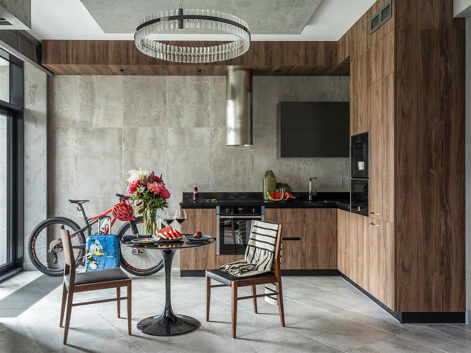 Фотография: Кухня и столовая в стиле Лофт, Проект недели, ПРЕМИЯ INMYROOM – фото на INMYROOM