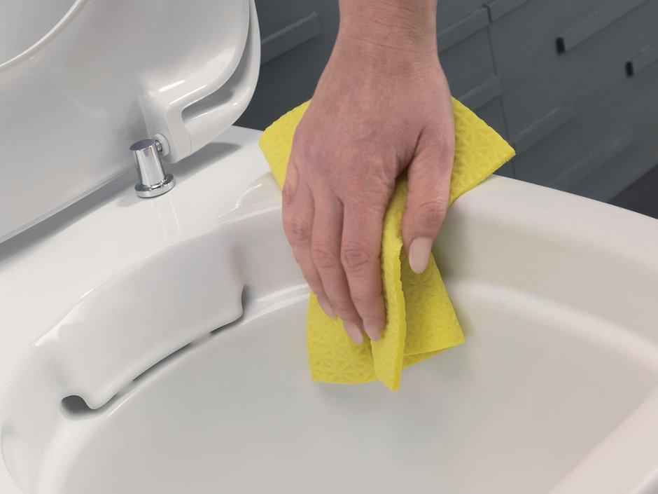 Фотография:  в стиле , Ванная, Современный, LAUFEN, Гид, Roca, сантехника для ванной комнаты, как экономить воду, Экология, умная сантехника, унитаз-биде, in-whash inspira – фото на INMYROOM