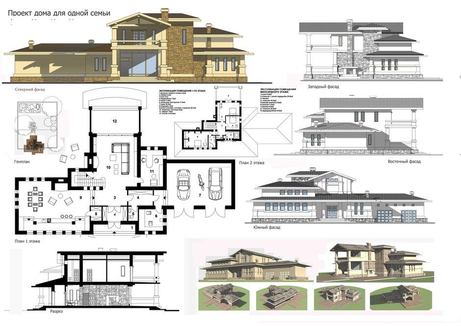 Фотография: Планировки в стиле , Декор интерьера, Декор дома, МАРХИ – фото на INMYROOM