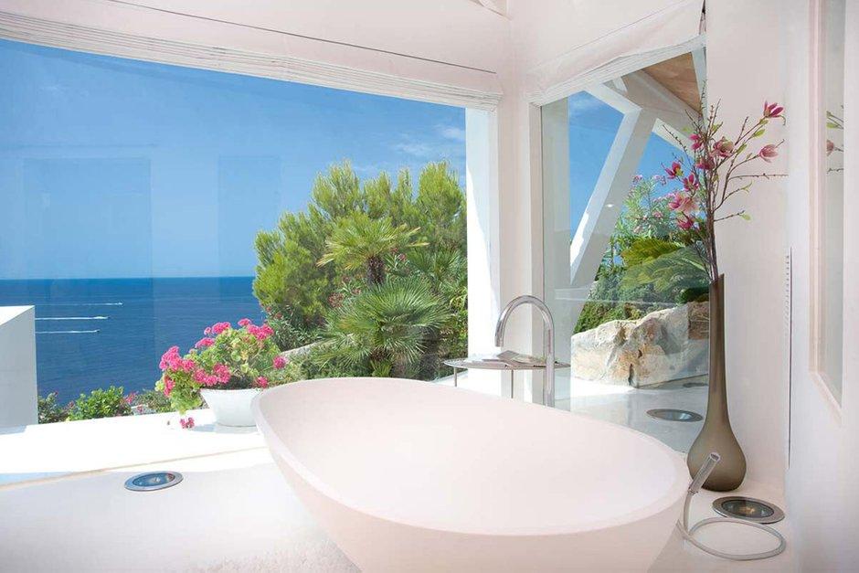 Фотография: Ванная в стиле Современный, Декор интерьера, Дом, Испания, Дома и квартиры – фото на INMYROOM