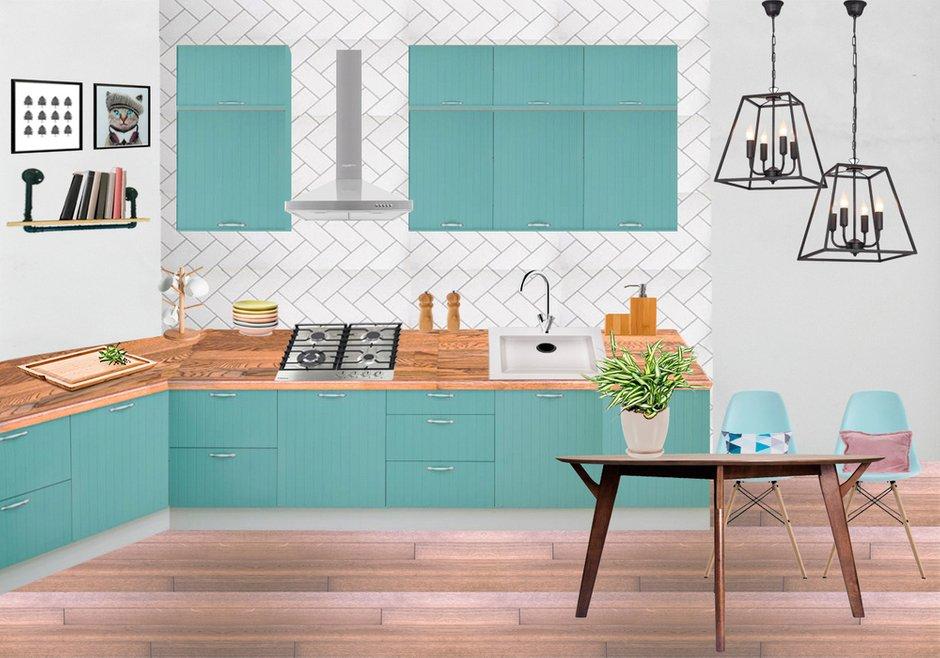 Фотография: Кухня и столовая в стиле Современный, Декор интерьера, Советы, Саша Мершиев, Leroy Merlin – фото на INMYROOM