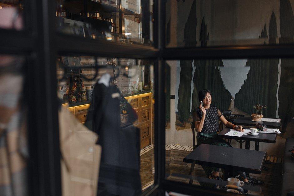 Фотография:  в стиле , Интервью, Вика Золина, Точка банк, Точка, Павел Присяжный – фото на INMYROOM