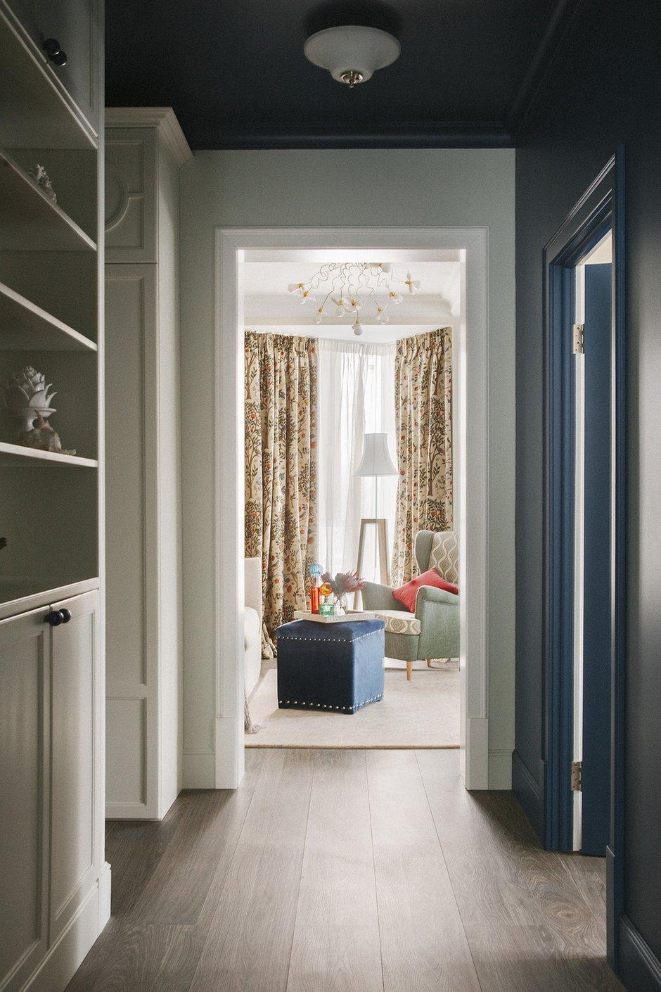 Фотография: Прихожая в стиле Классический, Квартира, Проект недели, Химки, Инна Величко, 3 комнаты, 60-90 метров – фото на INMYROOM