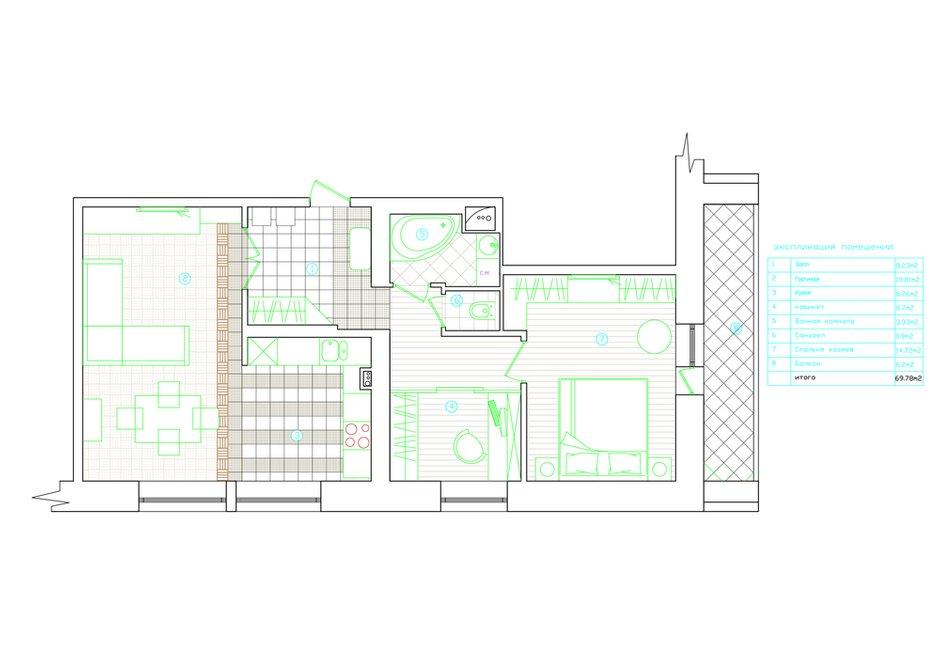 Фотография: Спальня в стиле Современный, Классический, Квартира, Проект недели – фото на INMYROOM
