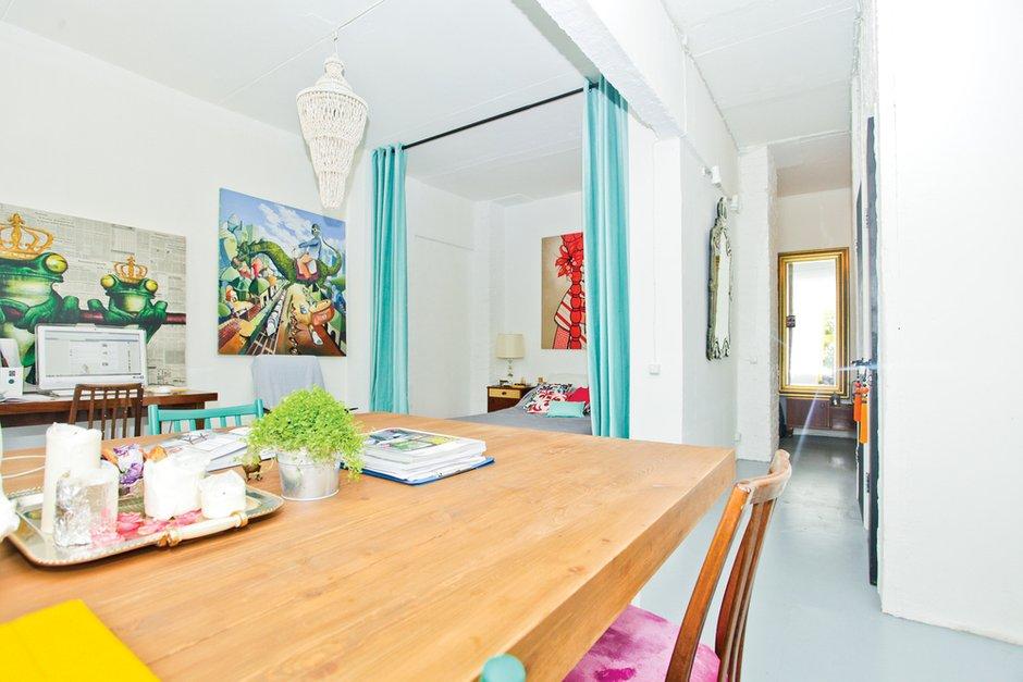 Фотография: Кухня и столовая в стиле Лофт, Скандинавский, Квартира, Дома и квартиры, IKEA – фото на INMYROOM