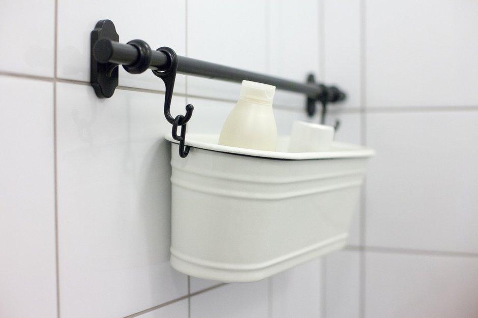 Фотография: Ванная в стиле Современный, Малогабаритная квартира, Квартира, Дома и квартиры, IKEA – фото на INMYROOM