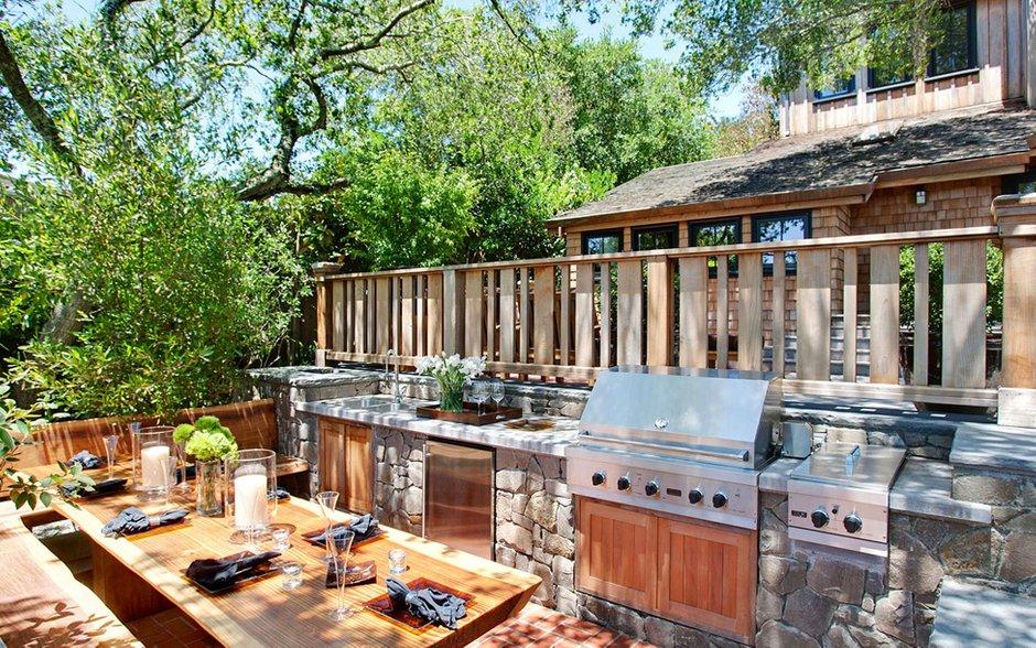 Фотография: Ландшафт в стиле Современный, Дом, Терраса, Дома и квартиры, Бассейн, Калифорния – фото на INMYROOM