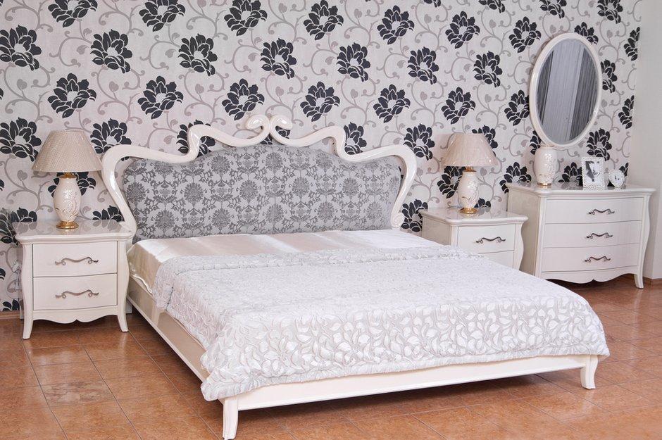Фотография: Спальня в стиле Классический, Современный, Декор интерьера, Квартира, Дом, Дизайн интерьера, Цвет в интерьере – фото на INMYROOM