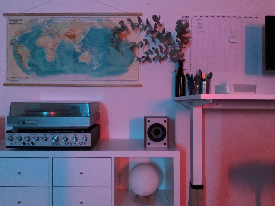 Фотография: Гостиная в стиле Скандинавский, Современный, Квартира, Проект недели, Москва, 1 комната, до 40 метров, 40-60 метров, Даша Савченко – фото на INMYROOM