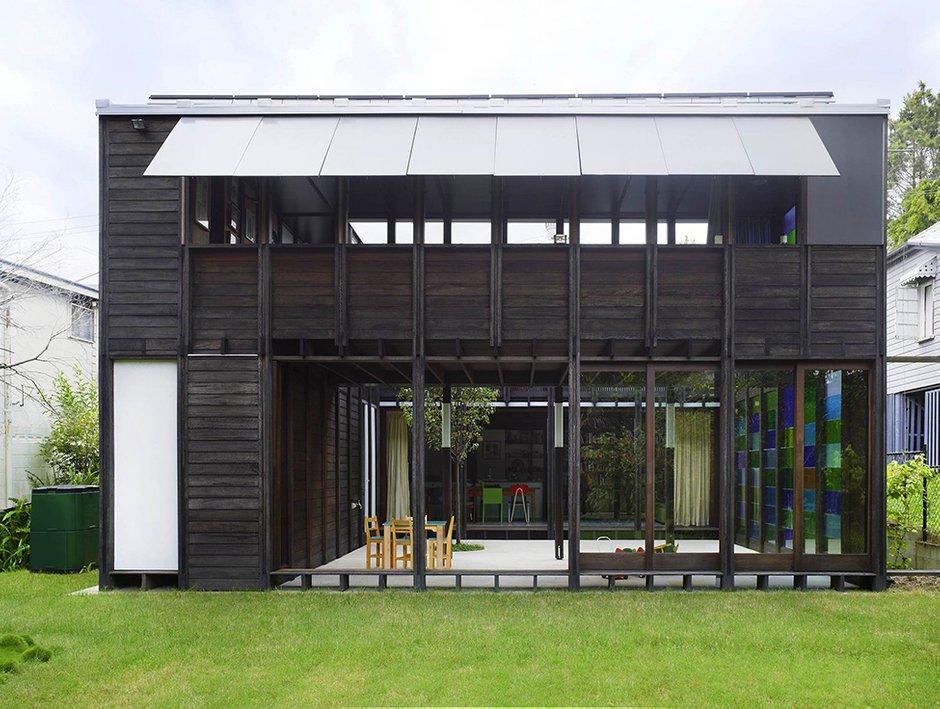 Фотография: Архитектура в стиле Современный, Декор интерьера, Дом, Дома и квартиры, Архитектурные объекты – фото на INMYROOM