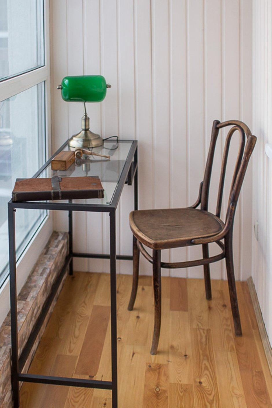 Фотография: Балкон в стиле Прованс и Кантри, Классический, Эклектика, Квартира, Проект недели – фото на InMyRoom.ru