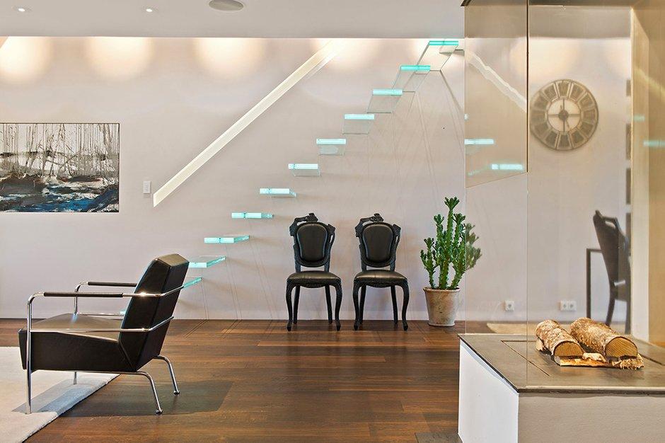 Фотография:  в стиле Современный, Квартира, Швеция, Дома и квартиры, Пентхаус, Стокгольм – фото на INMYROOM