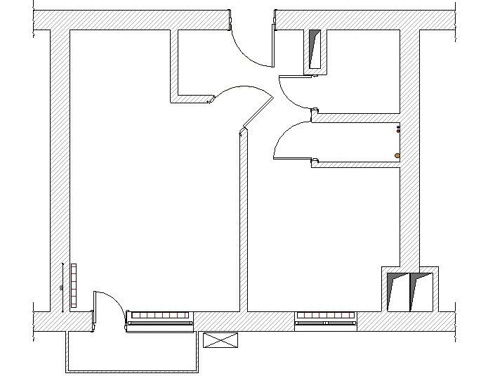 Фотография: Планировки в стиле , Квартира, Дома и квартиры, Проект недели – фото на INMYROOM
