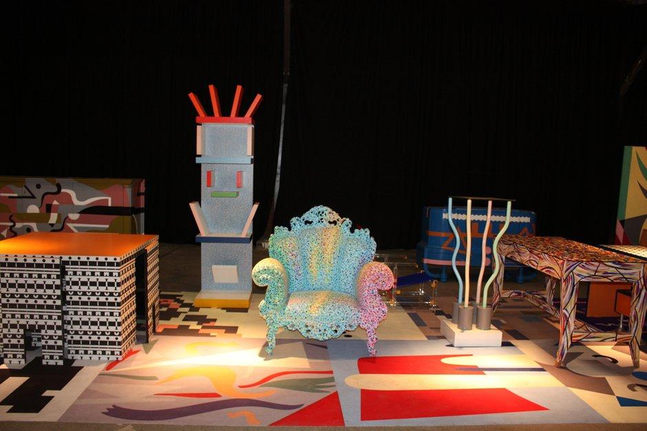 Фотография: Мебель и свет в стиле Современный, Эклектика, Artemide, Индустрия, События, Паола Навоне – фото на INMYROOM