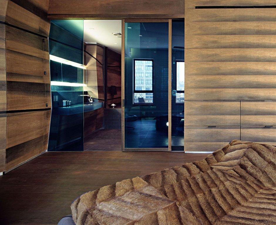 Фотография: Ванная в стиле Лофт, Квартира, Дома и квартиры – фото на INMYROOM