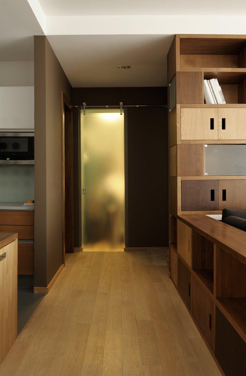 Фотография:  в стиле Современный, Квартира, Calligaris, Дома и квартиры – фото на INMYROOM