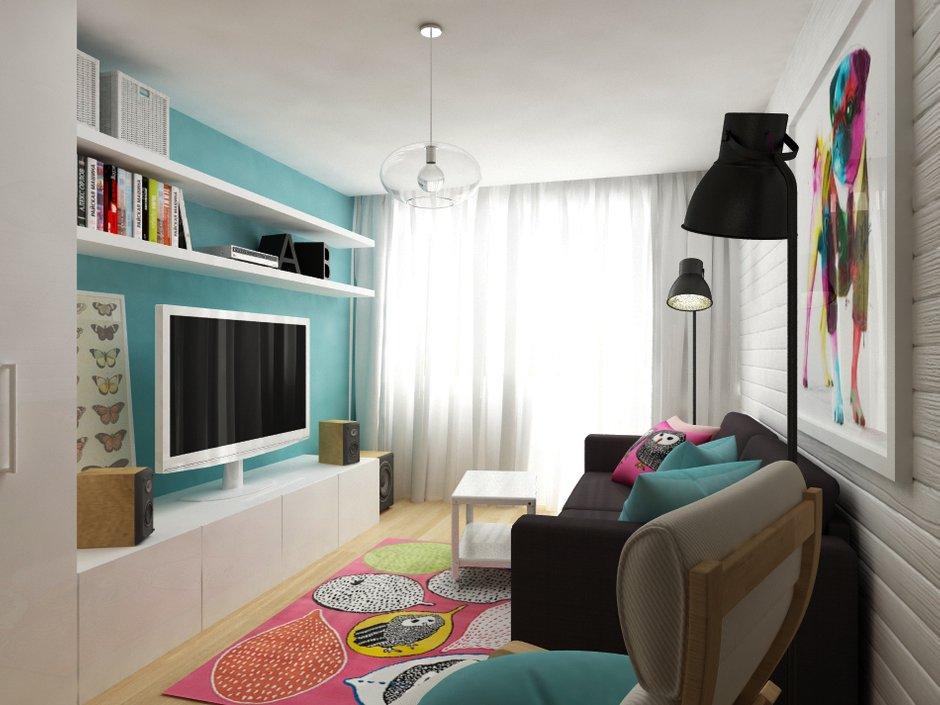 Фотография: Гостиная в стиле Скандинавский, Современный, Декор интерьера, Квартира, Дома и квартиры, IKEA, Проект недели, Градиз – фото на INMYROOM
