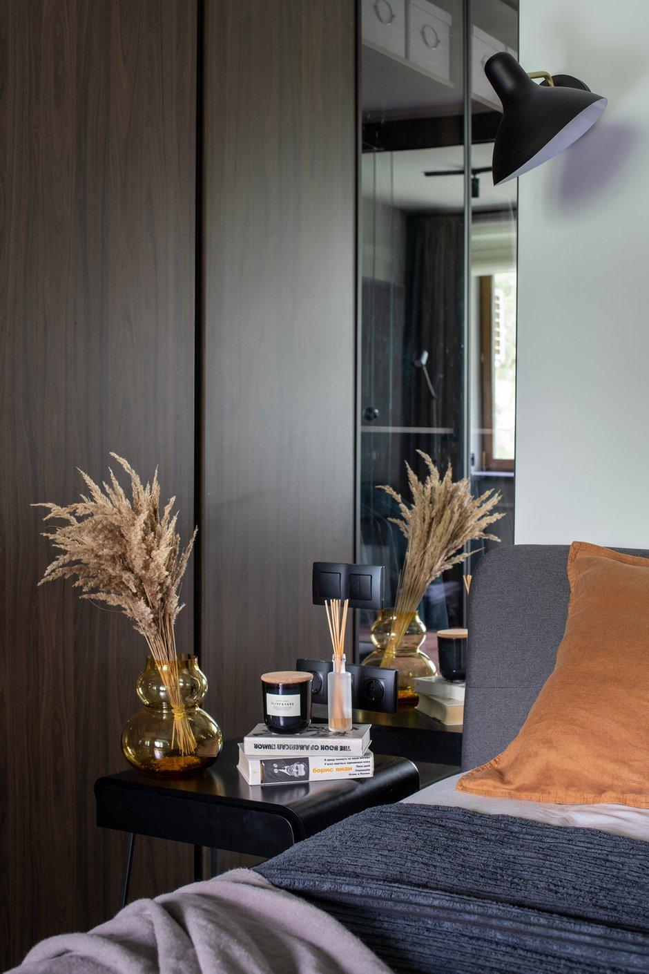 Фотография: Спальня в стиле Современный, Малогабаритная квартира, Квартира, Студия, Проект недели, Москва, Хрущевка, 1 комната, Huge Studio – фото на INMYROOM