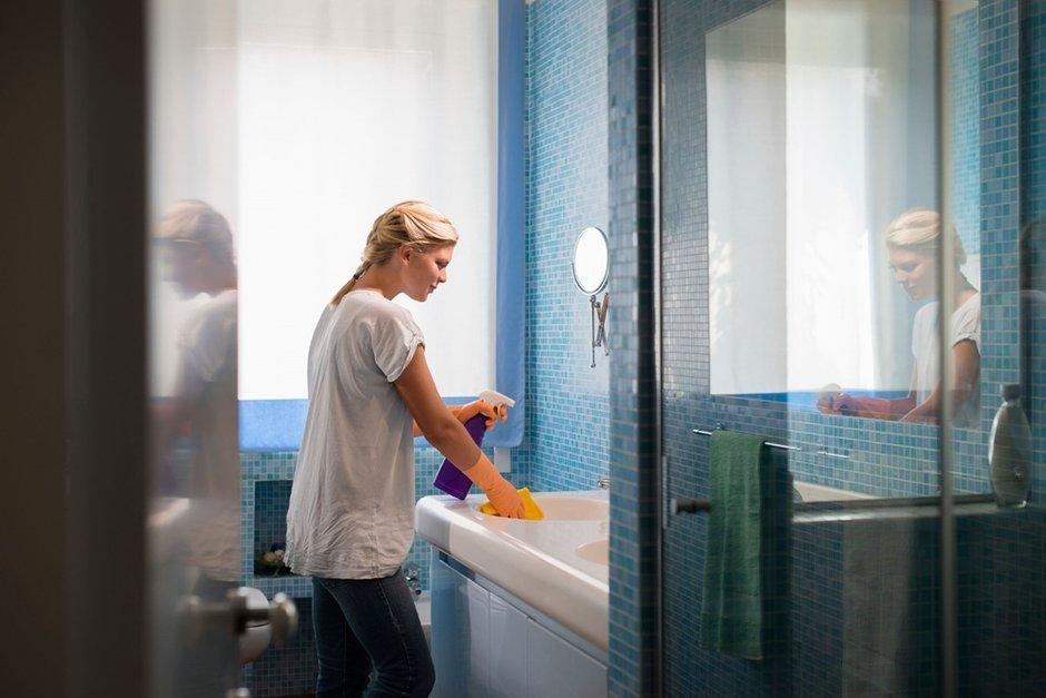 Фотография:  в стиле , Советы, как облегчить процесс уборки, Meine Liebe, распространенные ошибки в уборке квартиры, уборка пыли в квартире, как реже убираться – фото на INMYROOM