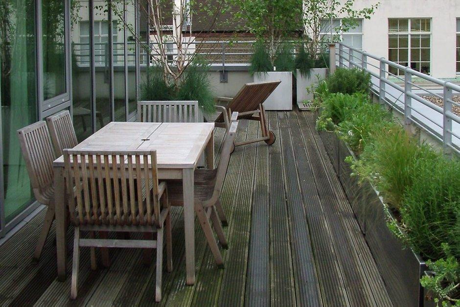 Фотография: Балкон, Терраса в стиле Современный,  – фото на INMYROOM