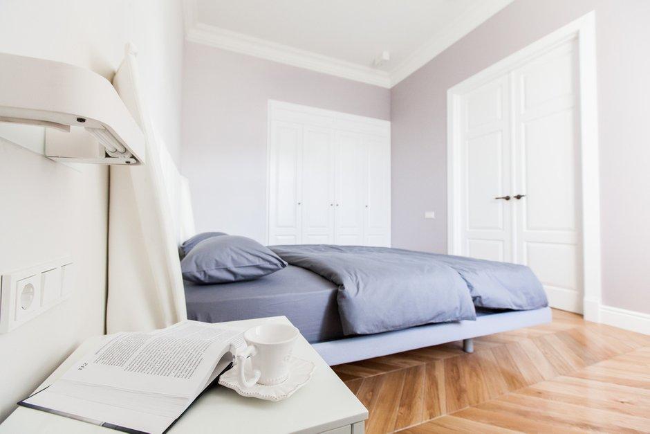 Фотография: Спальня в стиле Минимализм, Проект недели – фото на INMYROOM