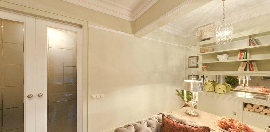 Фотография: Декор в стиле Классический, Современный, Гостиная, Декор интерьера, Интерьер комнат, Проект недели – фото на INMYROOM