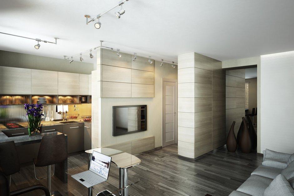 Фотография: Гостиная в стиле Лофт, Декор интерьера, Квартира, Дома и квартиры, Проект недели – фото на INMYROOM