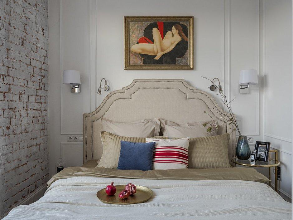 Фотография:  в стиле , Декор интерьера, декор стен, Кирилл Сахаров, как выбрать картины для интерьера, ню в интерьере, ню – фото на INMYROOM