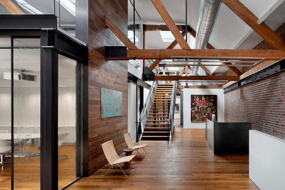 Фотография:  в стиле Современный, Офисное пространство, Офис, Дома и квартиры, Проект недели – фото на INMYROOM