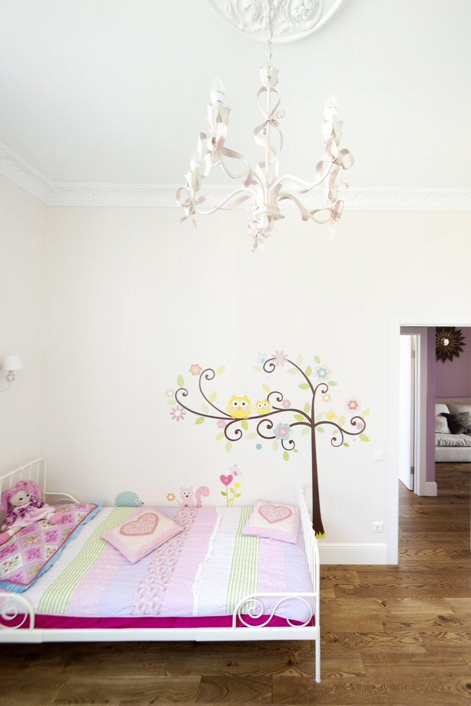 Фотография: Детская в стиле Современный, Квартира, Дома и квартиры – фото на INMYROOM