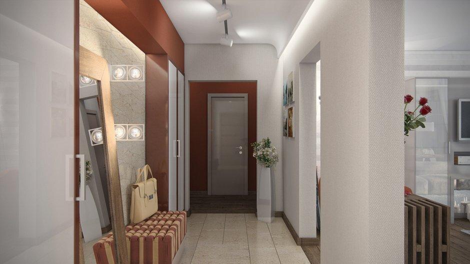 Фотография: Прихожая в стиле Современный, Декор интерьера, Квартира, Дома и квартиры, Проект недели, Ligne Roset – фото на INMYROOM