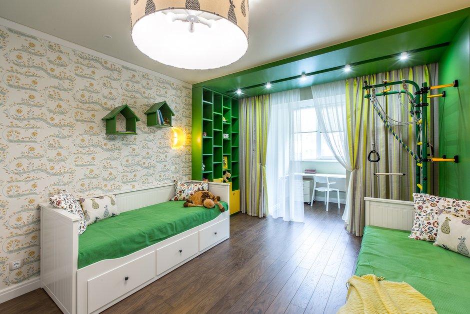 Фотография:  в стиле , Современный, Квартира, Проект недели, Самара, Artek Design Studio, Кирпичный дом, 3 комнаты, Более 90 метров, Оксана Агапонова – фото на INMYROOM