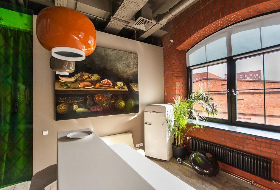 Фотография: Декор в стиле Лофт, Современный, Офисное пространство, Офис, Дома и квартиры – фото на INMYROOM