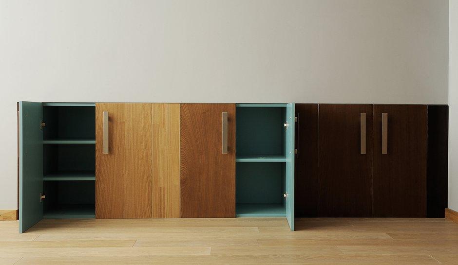 Фотография: Мебель и свет в стиле Современный, Квартира, Calligaris, Дома и квартиры – фото на INMYROOM