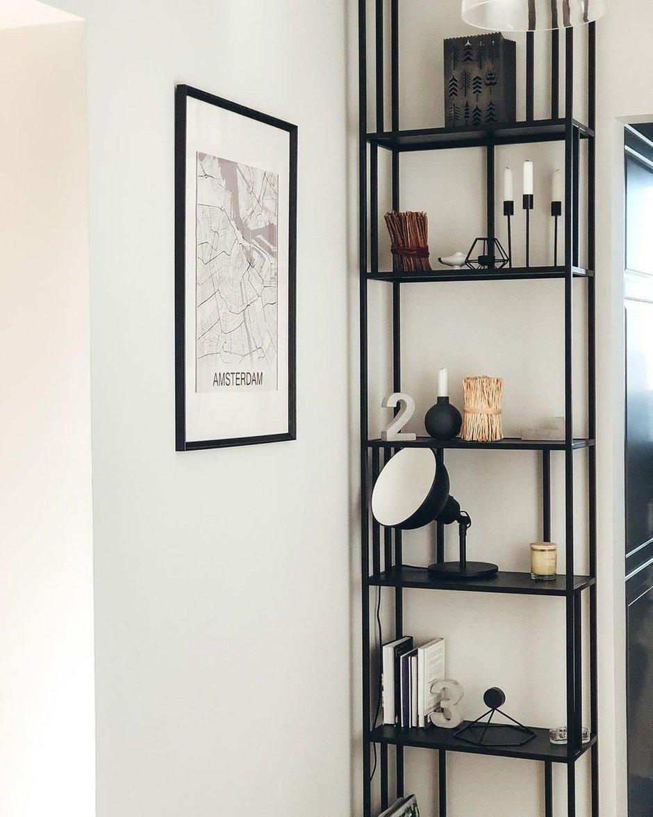 Фотография: Прихожая в стиле Скандинавский, Квартира, Проект недели, 3 комнаты – фото на INMYROOM
