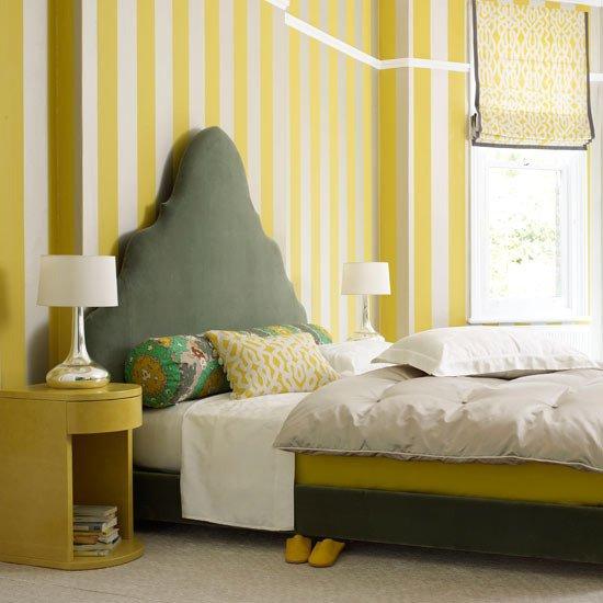 Фотография: Спальня в стиле Эклектика, Декор интерьера, Дизайн интерьера, Цвет в интерьере, Серый – фото на INMYROOM