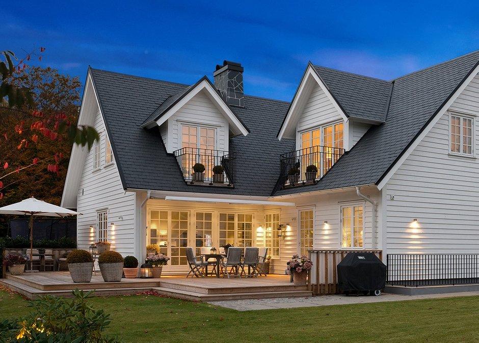 Фотография: Архитектура в стиле , Скандинавский, Дом, Дома и квартиры – фото на INMYROOM