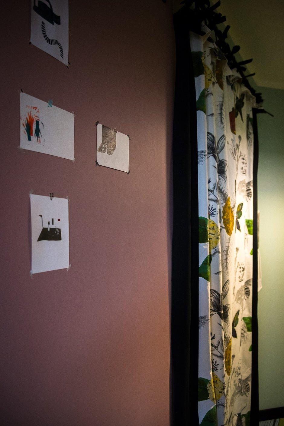 Фотография:  в стиле , Прованс и Кантри, Квартира, Студия, Проект недели, Московская область, Мытищи, Ирина Ковылина, новостройка, Монолитный дом, до 40 метров – фото на INMYROOM