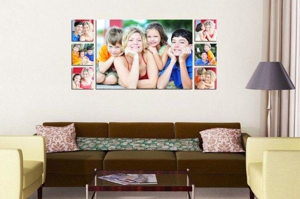 Фотография: Гостиная в стиле Современный, Декор интерьера, Декор дома, Постеры – фото на INMYROOM