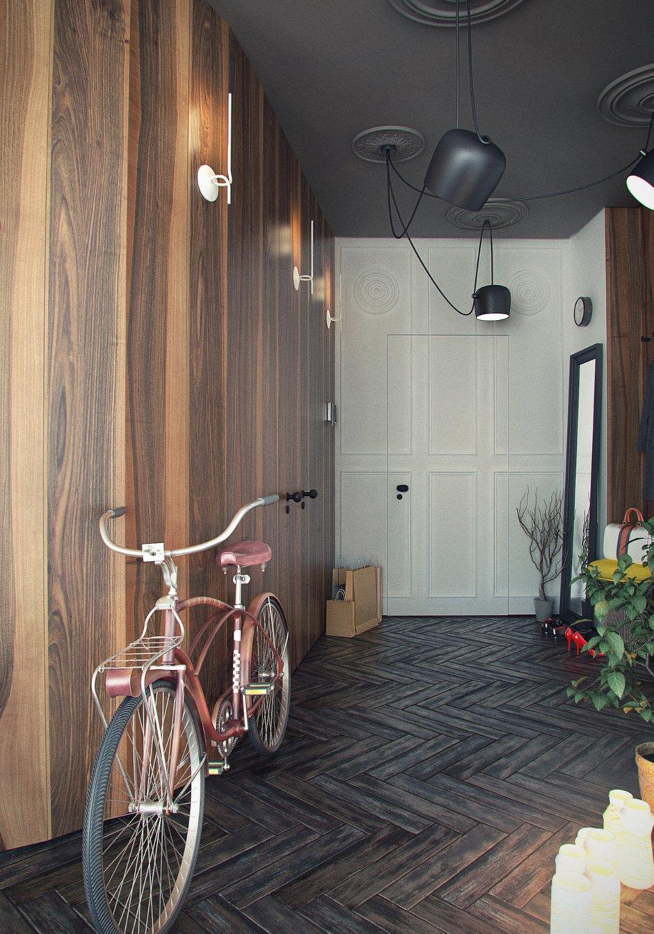 Фотография: Прихожая в стиле Лофт, Эклектика, Квартира, Дома и квартиры, IKEA – фото на INMYROOM
