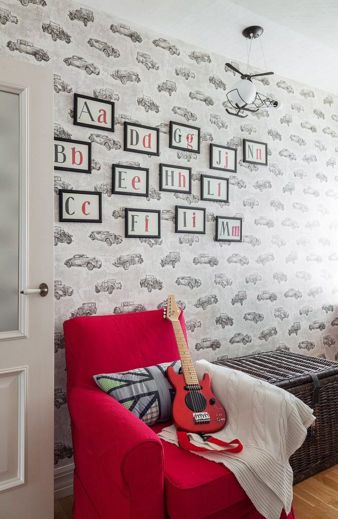 Фотография: Декор в стиле Прованс и Кантри, Классический, Эклектика, Дом, Проект недели – фото на InMyRoom.ru