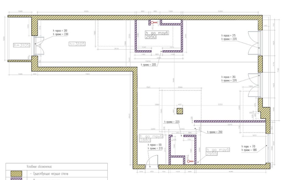 Фотография: Планировки в стиле , Современный, Квартира, Проект недели, Москва, новостройка, Дизайн в кубе, ЖК Английский квартал, 3 комнаты, Более 90 метров – фото на INMYROOM