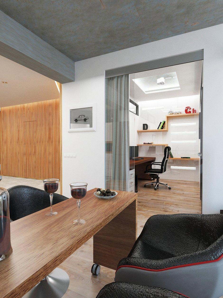 Фотография: Кухня и столовая в стиле Лофт, Современный, Декор интерьера, Квартира, Globo, Massive, Дома и квартиры, IKEA, Проект недели, Ideal Lux – фото на INMYROOM
