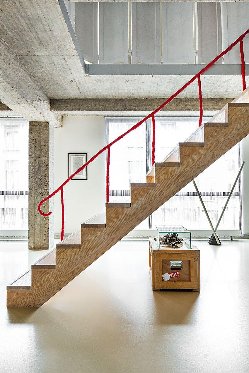 Фотография: Прихожая в стиле Лофт, Дом, Дома и квартиры, Проект недели – фото на INMYROOM