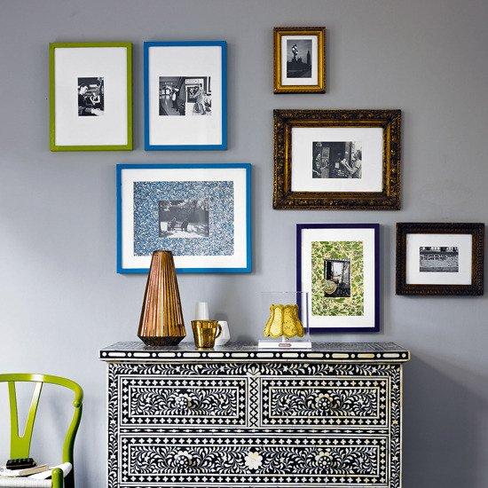 Фотография: Декор в стиле Эклектика, Декор интерьера, Дизайн интерьера, Цвет в интерьере, Серый – фото на INMYROOM