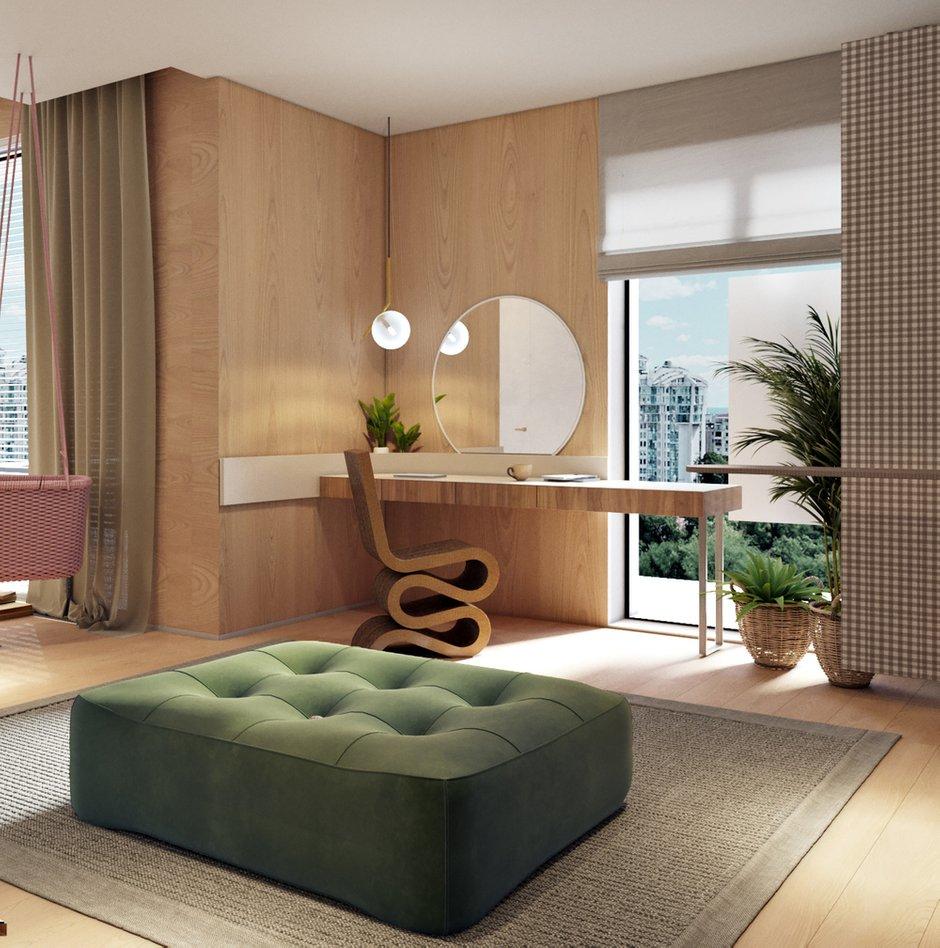 Визуализация проекта студии S&T architects