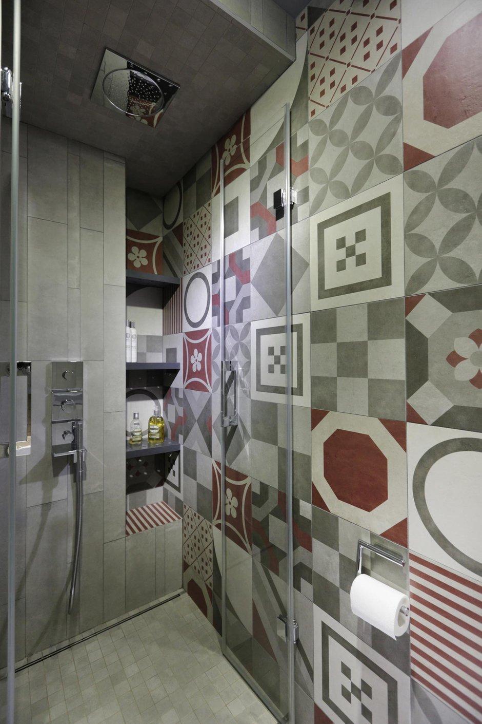 Фотография: Ванная в стиле Минимализм, Современный, Квартира, Проект недели, Москва, Монолитный дом, 3 комнаты, 60-90 метров, Zeworkroomstudio – фото на INMYROOM