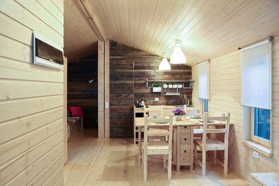 Фотография: Кухня и столовая в стиле Прованс и Кантри, Дом, Дома и квартиры, IKEA, Дача – фото на INMYROOM