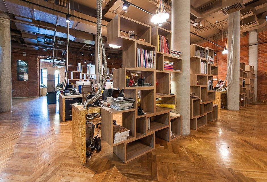 Фотография: Офис в стиле Лофт, Современный, Офисное пространство, Дома и квартиры – фото на INMYROOM